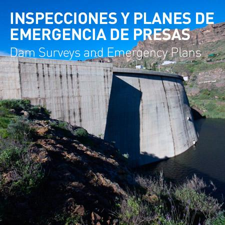 Inspecciones y planes de emergencia de presas