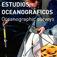 Estudios oceanográficos