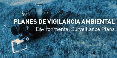 Planes de Vigilancia Ambiental Acostasub